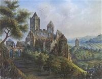 mittelalterliche burganlage by sophie frederike mathilde