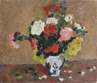 bouquet de fleurs by francis picabia