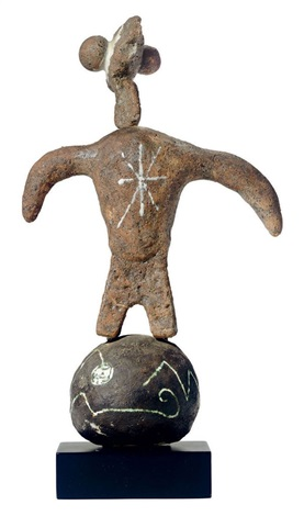 figurine by joan miró and josep llorens artigas