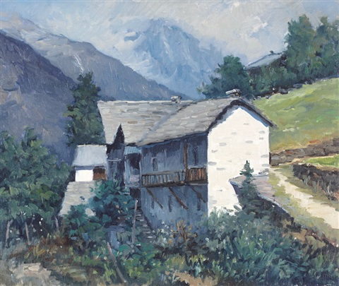 casolari in val di gressoney by dino aliberti