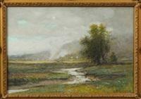 landscape by h. irving marlatt