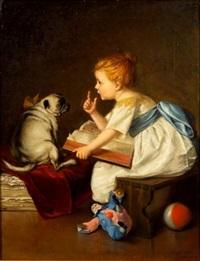 a pugnacious pupil by lucia mathilde von gelder