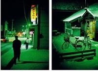 rencontres. hokaïdo, japon (from special japon) by jean-michel voge