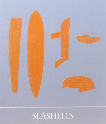 seashells by ian hamilton finlay