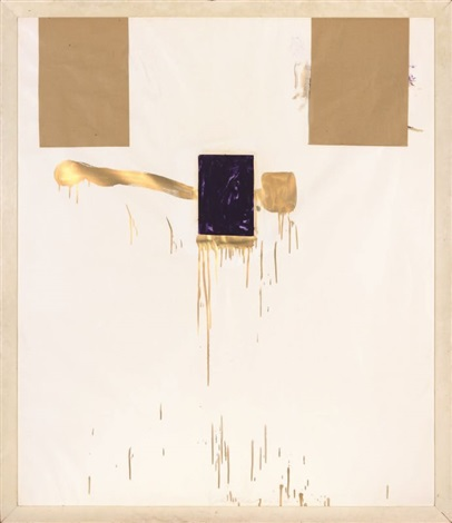 memory of a crucifixion by julian schnabel