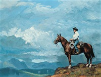 on top of the world by richard audley freeman