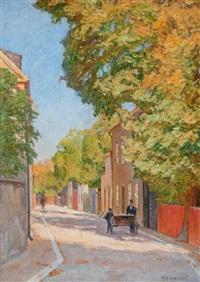 northern church street by herman lindqvist