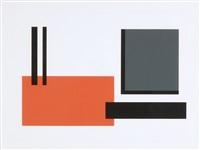 geometrische komposition by jean albert gorin