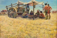 trading on the llano estacado by joe rader roberts