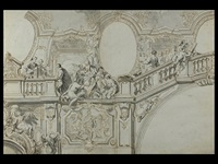 allegorien der philosophie und der kunst by daniel gran