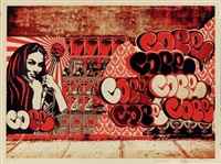 obey & cope2 & martha cooper by shepard fairey