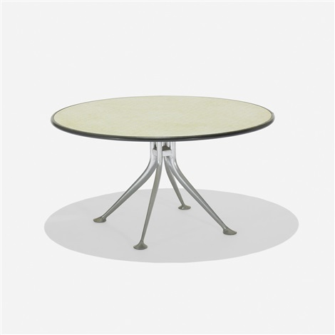 coffee table by alexander girard and charles eames