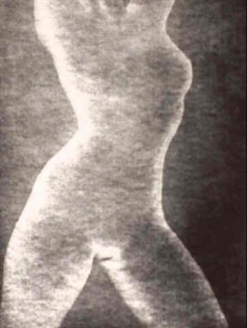torso by ben magid rabinovitch