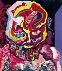 autoportrait by charles szymkowicz