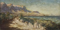 victoria road, camps bay by edward clark churchill mace