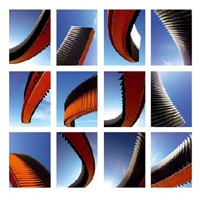 sin título (poliptico) (12 works) by eduardo g. kaibide