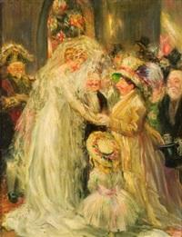 mariage riche by abel faivre