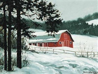 winter's robe by richard audley freeman