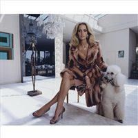 untitled ii (from four days in la: the versace pictures) by steven meisel