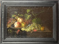 nature morte aux fruits by jan davidsz de heem