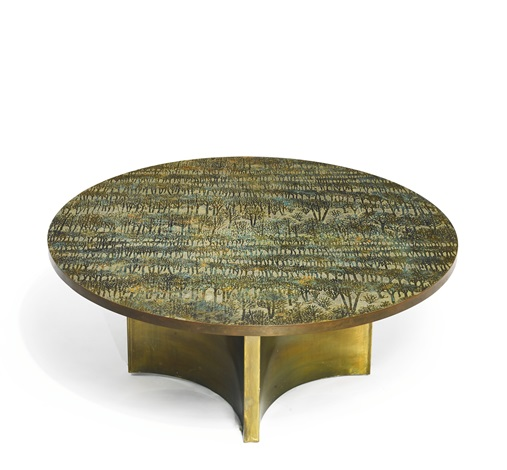 Beautiful Eternal Forest Coffee Table By Philip And Kelvin Laverne