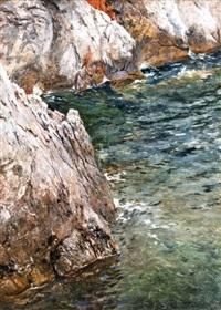 olasz tengerpart by robert nadler