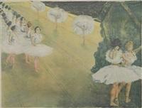 le ballet by alexandre lunois