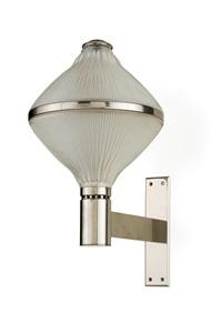coppia di lampade da muro polimnia by studio architetti b.b.p.r. (co.)