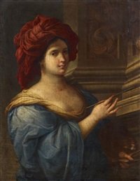 allegorie der malerei by pierre mignard the elder