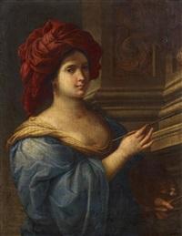 allegorie der malerei by pierre mignard the elder