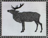 leporelloalbum mit tierdarstellungen by marie (mitzi) von uchatius