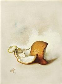 apfelsinenschale by willy kriegel