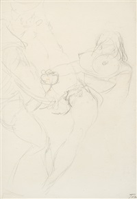 a couple by tom of finland