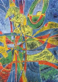 les trois canards by michel de roeck