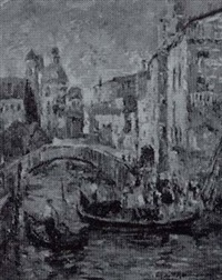 venetsia - venedig by orvo raatikainen