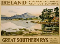 ireland/great southern rys by walter till