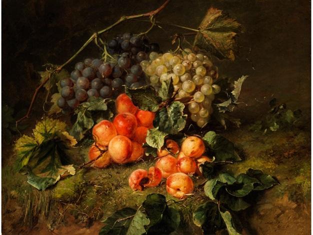 früchtestilleben by adriana johanna haanen