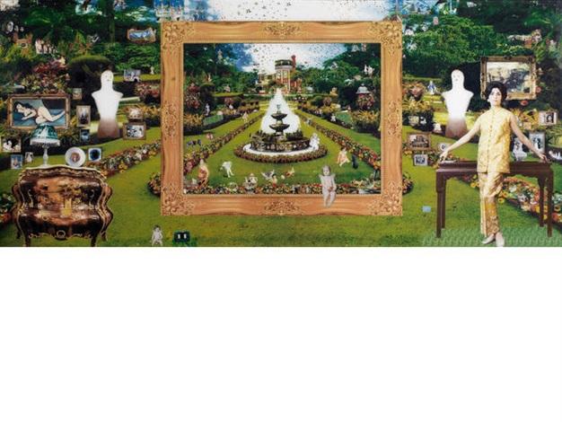 perfumes bazaar the garden of allah by lara baladi