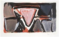 compositions (12 works) by bram van velde