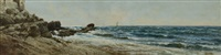 promontorio sul mare by giacinto bo