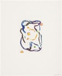 ohne titel (sfe 086) by sam francis