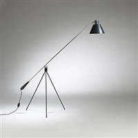 floor lamp by artifort