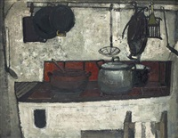 spanish still life by john copnall