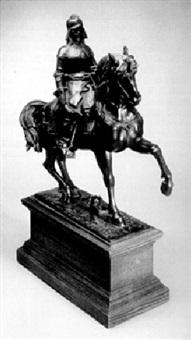equestian by w. lenck