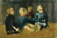 children by albert van dyck