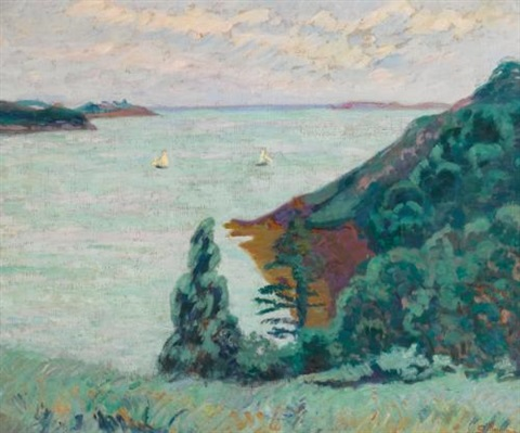 saint servan by armand guillaumin