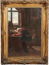 the poet petrarca by gualterio de bacci venuti
