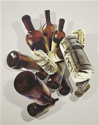 the-projectile (bottle) by thomas eller