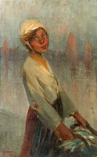 the young fisher girl by james peter quinn