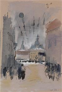 street by tatyana alekseevna mavrina